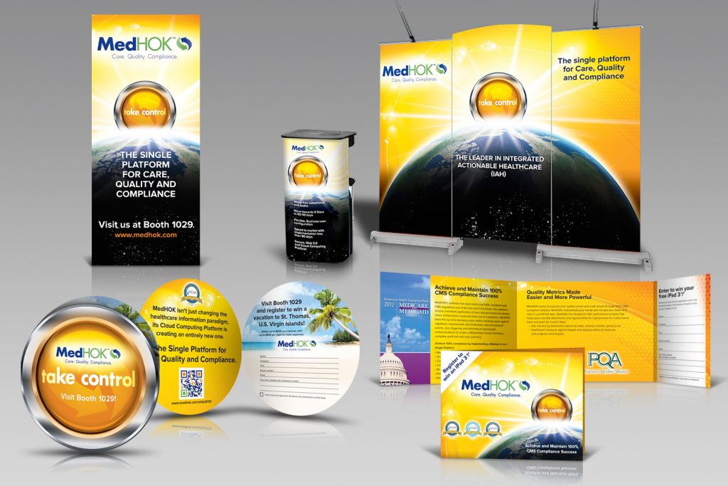 Solution: MedHOK Brand Awareness Campaign