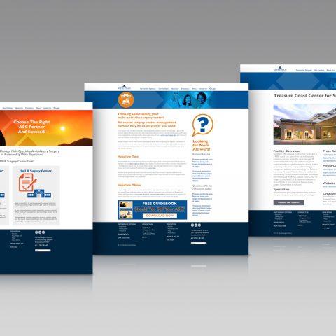 Solution: Inbound Marketing - Meridian Website Redesign