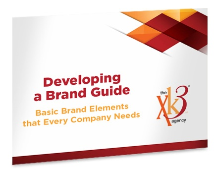 Developing A Brand Guide eBook