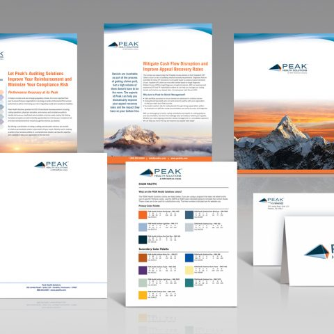 Solution: Peak Corporate Identity Refresh